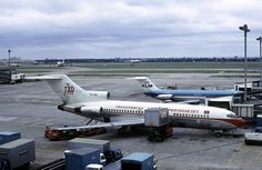 Boeing 727: 19665 727-172C CS-TBQ TAP Heathrow Airport | Flickr