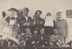 Funny Fancy Dress, Vintage Photographs, Mexico, San, Costumes, Dresses, Vestidos, Dress Up Clothes, Fancy Dress