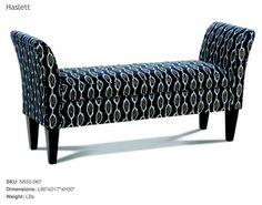 Haslett bench