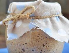 Jak zrobić zakwas na chleb? - niebo na talerzu Recipies, Clean Eating, Food And Drink, Baking, Breads, Pizza, Tips, Bread Baking, Kochen