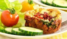 Savory Asparagus Custards – A yummy asparagus recipe for the spring season! Diabetic Recipes, Low Carb Recipes, Healthy Recipes, Healthy Cooking, Healthy Eating, American Diabetes Association, Custard Recipes, Spinach And Feta, Asparagus Recipe