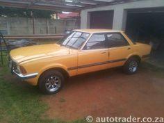 South African mk 5 Cortina