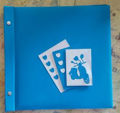 BellesCreations.gr: Photo album for a boy
