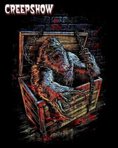 Creepshow's The Crate