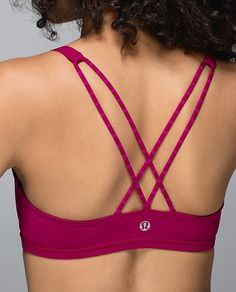 Free To Be Bra bumble berry jewelled magenta