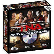 TNA Wrestling DVD Board Game $26.02