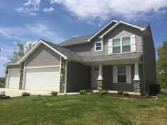 This 1 Year Old Gorgeous 2 story home is Ready for your Personal touches!