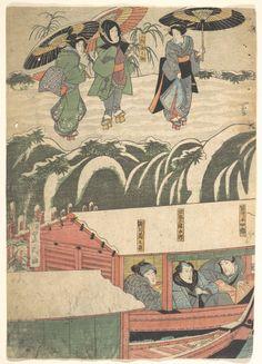 Utagawa Kunisada | Print | Japan | Edo period (1615–1868) | The Metropolitan Museum of Art