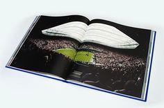 Editorial design inspiration http://abduzeedo.com/editorial-design-inspiration-kim-clijsters-book
