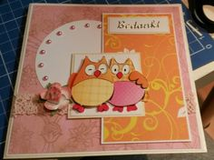 Thankyou card by Ry