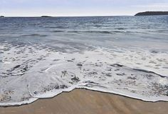 Sand Beach I - Richard Estes 2010