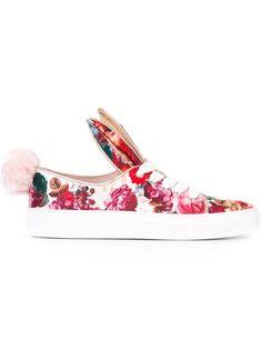 MINNA PARIKKA 'Tail Sneaks' sneakers. #minnaparikka #shoes #sneakers