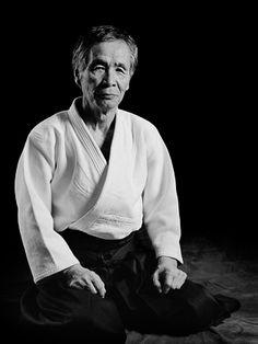 Tamura Sensei  Mon professeur il y a quelques années déjà...
