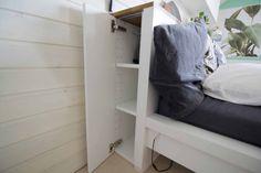IKEA Malm Headboard Hack – Jax designs