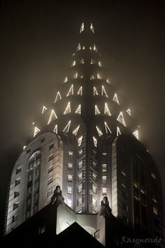 Chrysler Building...America's greatest homage to Deco...