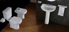 Línea Bari Bari, Toilet, Bathroom, Blue Prints, Washroom, Litter Box, Bathrooms, Flush Toilet, Powder Room