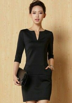 Cute dress with pockets.