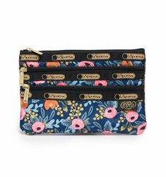 3-Zip Cosmetic by LeSportsac
