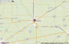 Fostoria, OH Map | MapQuest