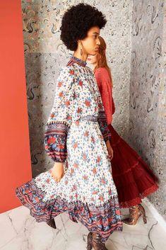 78b6f5ee703b 2019プレフォールコレクション - ウラ ジョンソン(ULLA JOHNSON) ランウェイ|コレクション(ファッションショー)|VOGUE  JAPAN