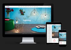 Dann Event Hire - Responsive Web Design - Website User Experience and Interface Design Melbourne | Studio Alto