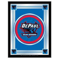 Use this Exclusive coupon code: PINFIVE to receive an additional 5% off the DePaul University Blue Demons Logo Mirror at SportsFansPlus.com