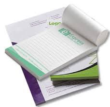 #Notepads come in 25, 50 or 100 sheets backed by chipboard and are glued at the top. They are available in 1, 2, and 4 color printing. 1 & 2 Color Notepads are available in #Pantone colors.http://www.blackpineprinting.com/products/notepads