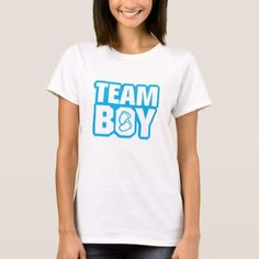 Baby Shower Gender Reveal Funny Pregnancy tShirt - shower gifts diy customize creative