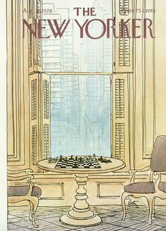 The New Yorker - Monday, August 30, 1976 - Issue # 2689 - Vol. 52 - N° 28 - Cover by : James Stevenson
