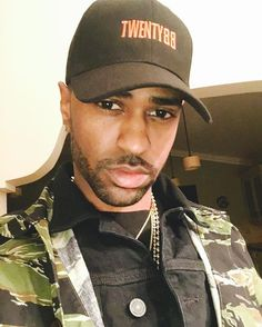 Big Sean — née Sean Michael Leonard Anderson — rose to fame in 2011 with the release of Finally Famous, and since then, he's become one of Big Sean, Celebs, Celebrities, Black Men, Rap, Baseball Hats, 21st, Feelings, Instagram Posts