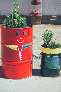 jardin vertical y huerto urbano cole-30