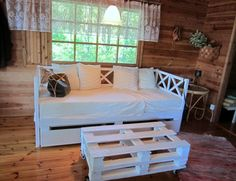 Outdoor Furniture, Outdoor Decor, Bunk Beds, Cottage, Google, Home Decor, Decoration Home, Loft Beds, Room Decor