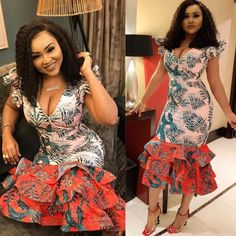 Styles April 2019 - African fashion and lifestyles Latest Ankara Styles; Styles April 2019 - African fashion and lifestyles African Wear Dresses, African Fashion Ankara, Latest African Fashion Dresses, African Inspired Fashion, African Print Fashion, Africa Fashion, African Attire, Nigerian Fashion, Ankara Short Gown Styles