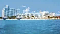 Hotel Tasia Maris in Nissi Beach Nissi Beach, White Sand Beach, Cancun, Outdoor Pool, San Francisco Skyline, Trip Advisor, Building, Cyprus
