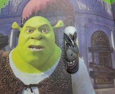 Shrek i osioł