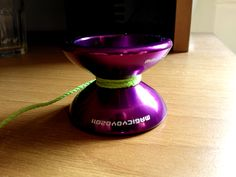Magic Yoyo T5 Overlord.  My yoyo N°02.