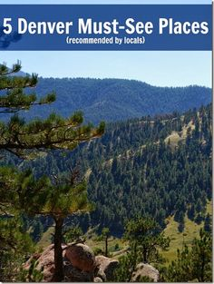 Denver Places To See