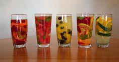 15 szomjoltó víz receptje, amit a családod imádni fog a nyáron!