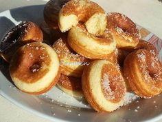 Caprichos sin gluten: Rosquillas de anis