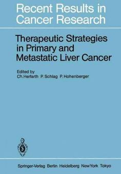 Therapeutic Strategies in Primary and Metastatic Liver Cancer