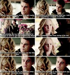 "#TVD 6x12 ""Prayer For the Dying"" - Stefan & Caroline"