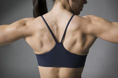 Exercises to Get Rid of Back Fat and Bra Overhang: Weight Training, Aerobic Exercise, and Interval training: It is another way to achieve weight loss. After warming up during a workout, increase your speed or intensity for one minute. Return to a more comfortable intensity for three to five minutes, then increase the intensity again. Go through this cycle four to five times, four times per week. Read more: http://www.ehow.com/way_5642560_exercises-back-fat-bra-overhang.html#ixzz2tynbMZ1k