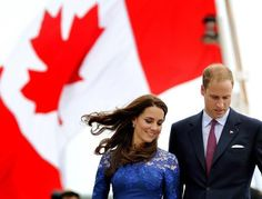 Kensington Palace William and Kate schedule for trip to Canada