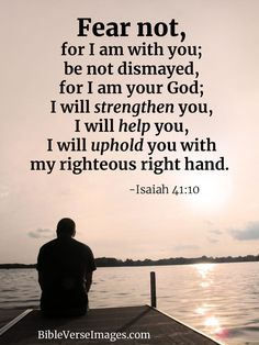 isaiah 41:10 - Google Search Bible Verses About Strength, Encouraging Bible Verses, Bible Encouragement, Favorite Bible Verses, Bible Verses Quotes, Christian Encouragement, Fear Quotes, Biblical Quotes, Prayer Quotes