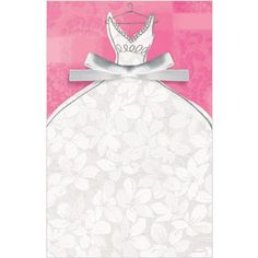 Bridal Gown Printable Bridal Shower Invitations - Party City Canada