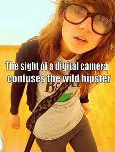 'Effing hipsters!