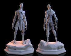 ArtStation - Character Concept, Nicholas Rein