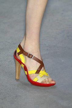 Risultati immagini per celine shoes SPRING2008