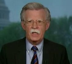Neocon's Bolton and Graham try to scare the American people into more military escapades