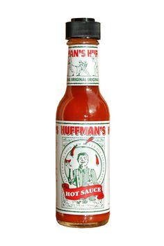 // Huffman's Hot Sauce
